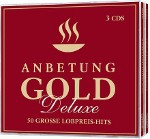 3 CD Box Anbetung GOLD Deluxe